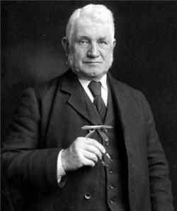 Portrait of Sir William Arrol